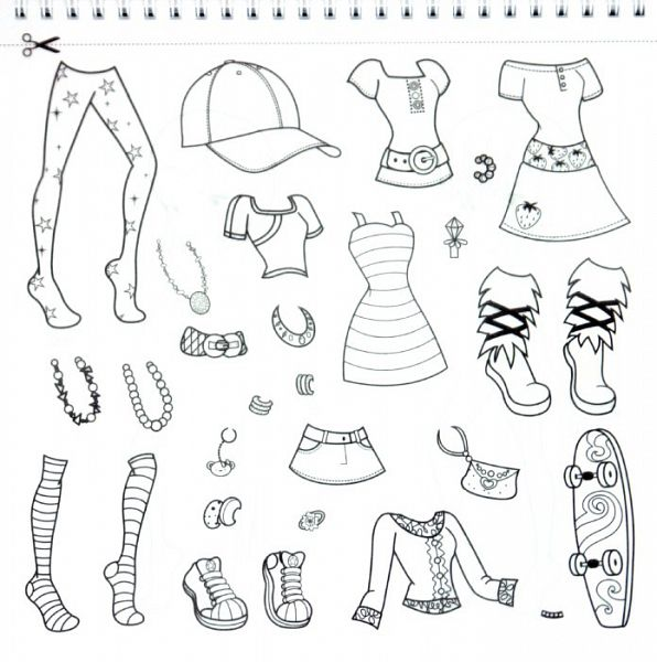 картинки туфлей и одевалки сухости