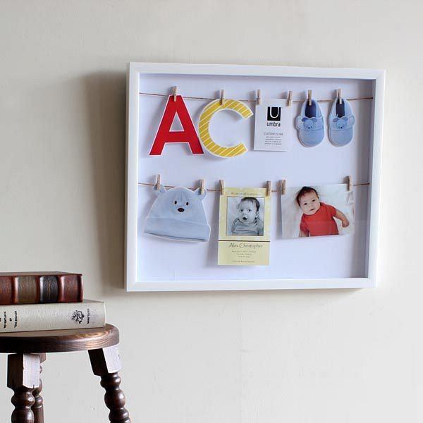 Рамки с открытками на стену