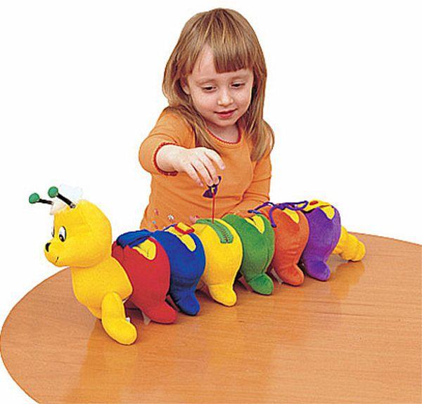 Игрушки своими руками развивающие с липучками