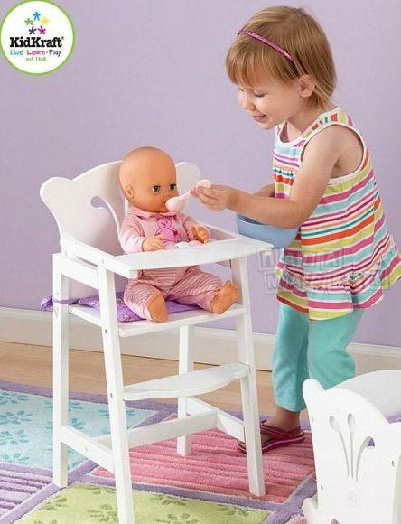 Для кукол стульчик