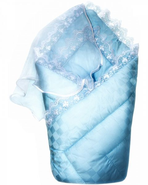 Конверт одеяло зимний