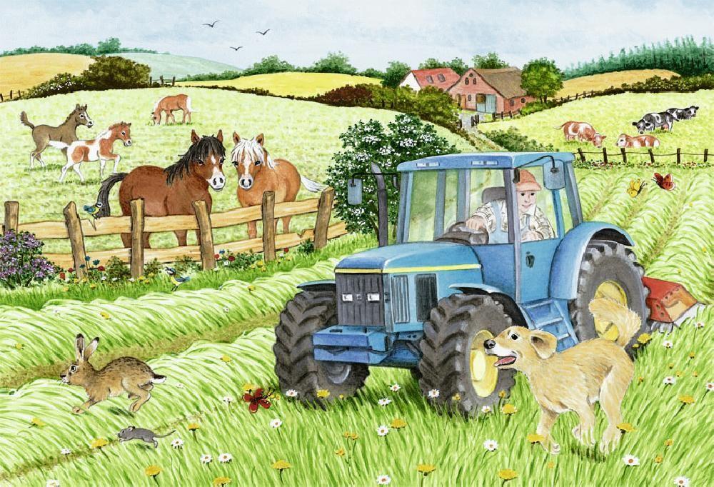Картинки, картинки о сельском хозяйстве для детей