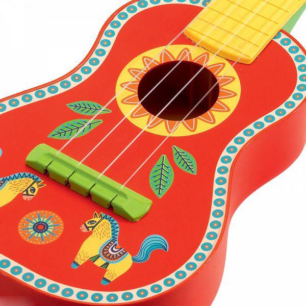в картинках гитары детские