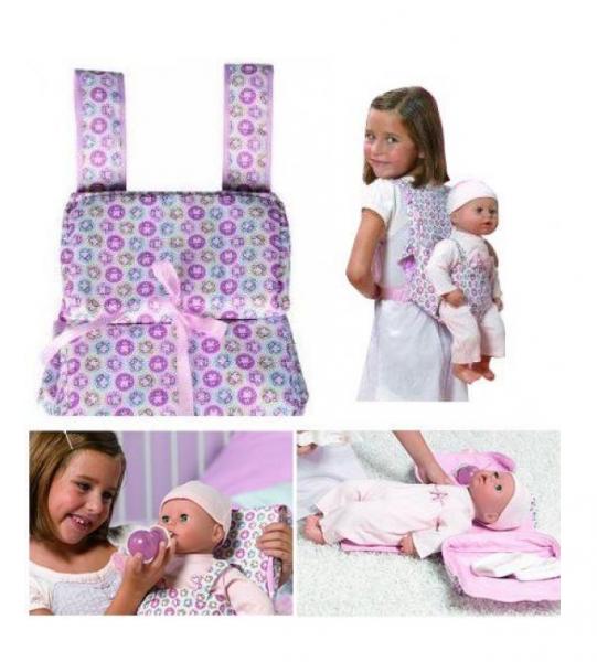 Рюкзак переноска для кукл рюкзак-систему