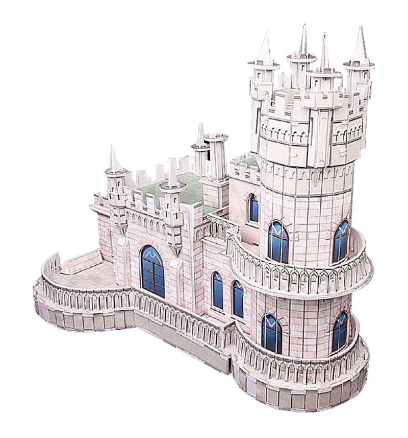 Модель замков своими руками 904