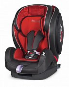 Автокресло Welldon Encore Fit SideArmor & CuddleMe Isofix Traffic Red