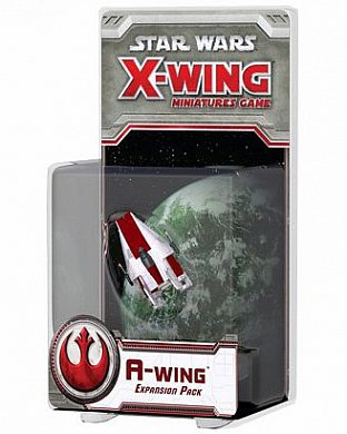 Игра Star Wars X-Wing A-WING Hobby World