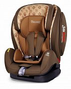 Автокресло Welldon Encore Fit SideArmor & CuddleMe Isofix Hallmarks Brown