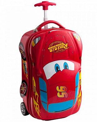 Молния маквин чемоданы и сумки