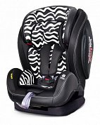 Автокресло Welldon Encore Fit SideArmor & CuddleMe Isofix Zebra