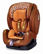 Автокресло Welldon Encore Fit SideArmor & CuddleMe Isofix Giraffe Talk